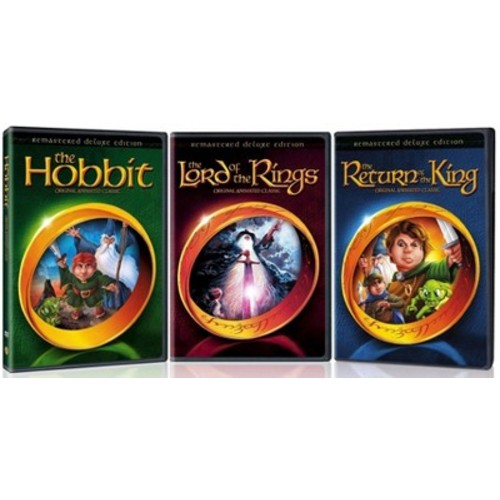 The Lord of the Rings/The Hobbit/The Return of the King