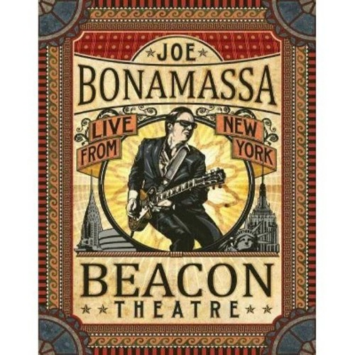 Joe Bonamassa: Live from New York - Beacon Theatre [Blu-ray]