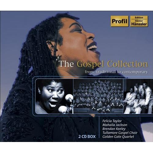 The Gospel Collection: From Traditional To Contemporary [CD]