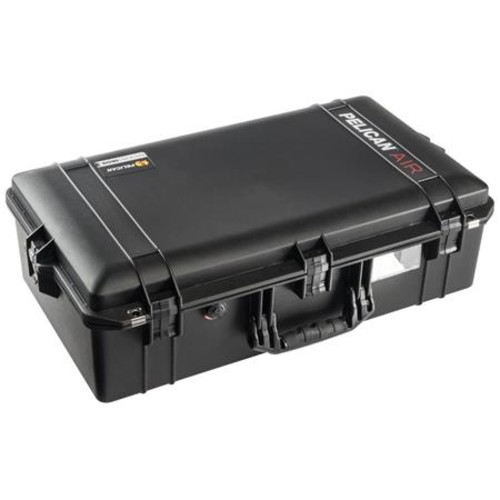 Pelican 1605 Air Case with Padded Dividers, Black 016050-0040-110