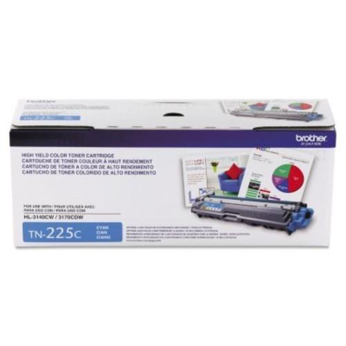 Brother TN221 or TN225 Series Toner Cartridge, Select Color/Yield [color : ; OriginalColor : :Cyan - 2]