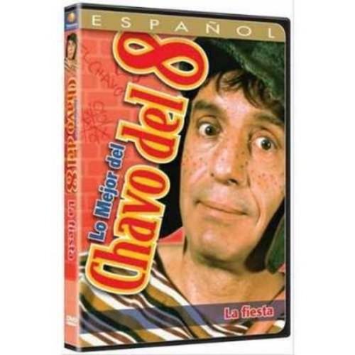 Lo Mejor del Chavo del 8: La Fiesta [DVD]