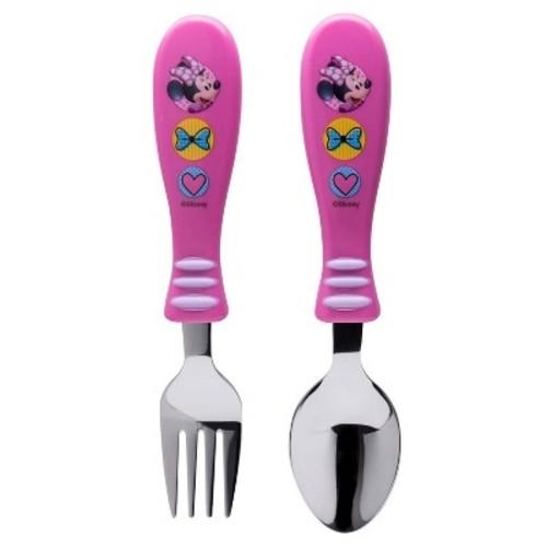 Zak Designs Minnie Mouse Silverware Set