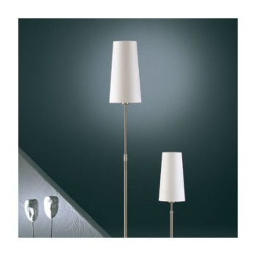 Adjustable Floor Lamp No. 6354 [Finish : Satin Nickel]