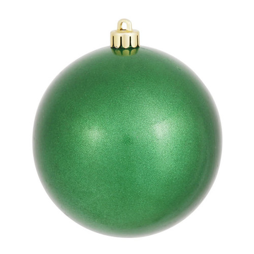 Green Candy 10-inch Ball Ornament