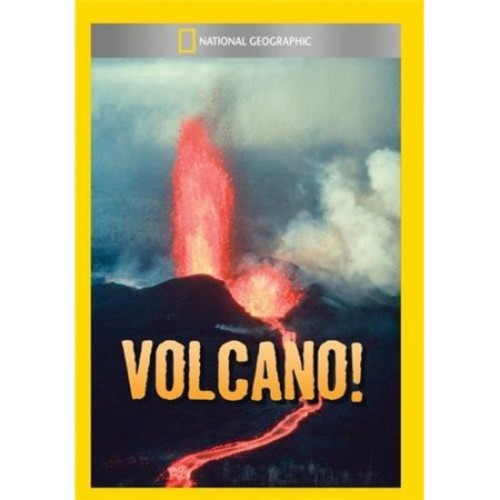 National Geographic: Volcano! (DVD)