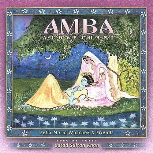 Amba: Love Chant [CD]