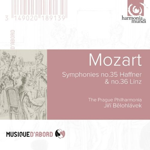 Mozart: Symphonies Nos.35 & 36