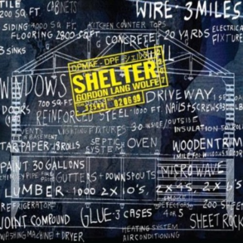 Shelter By Bradley Lubman (Audio CD)