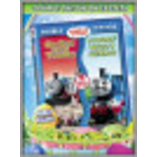 Thomas & Friends: Thomas' Trusty Friends/On Site with Thomas (DVD)