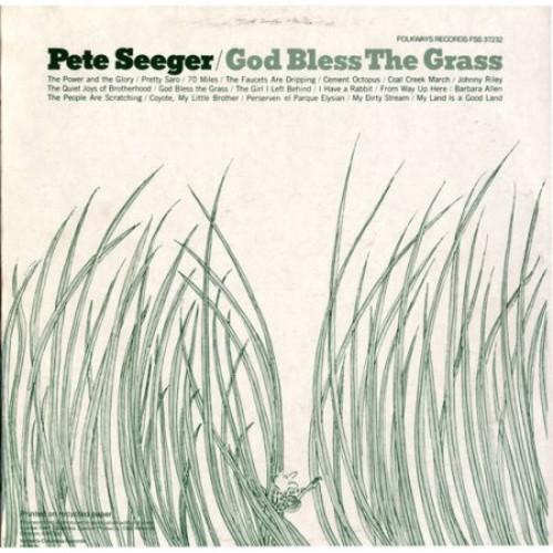 God Bless the Grass [CD]