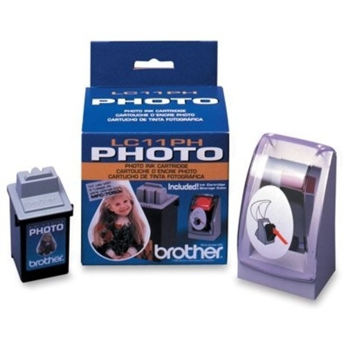 Brother LC11CL Ink Cartridge, Color