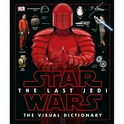 Star Wars VIII Visual Dictionary (Hardcover) (Pablo Hidalgo)