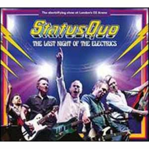 Status Quo - The Last Night Of The Electrics [Vinyl]
