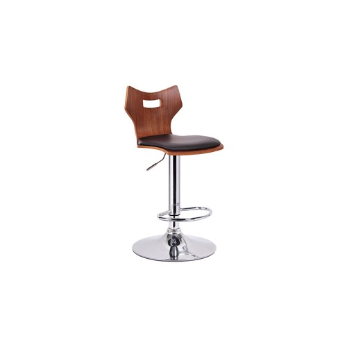 Baxton Studio Amery Modern Bar Stool - Set of 2