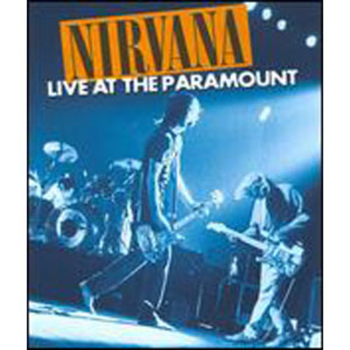 Nirvana: Live at the Paramount WSE DD5.1/DD2