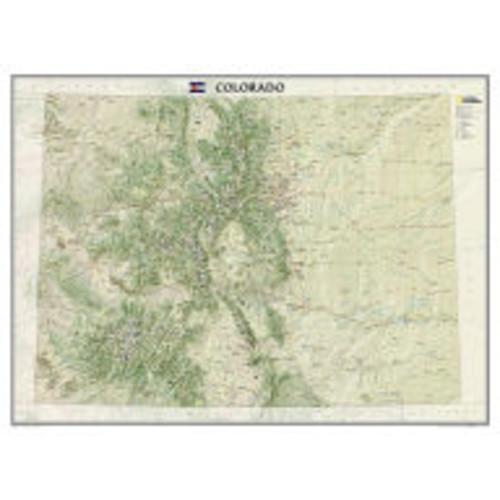 Colorado [Laminated]
