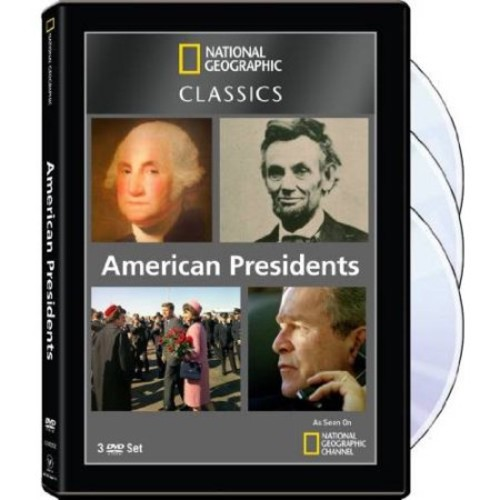 National Geographic Classics: American Presidents [3 Discs] [DVD]