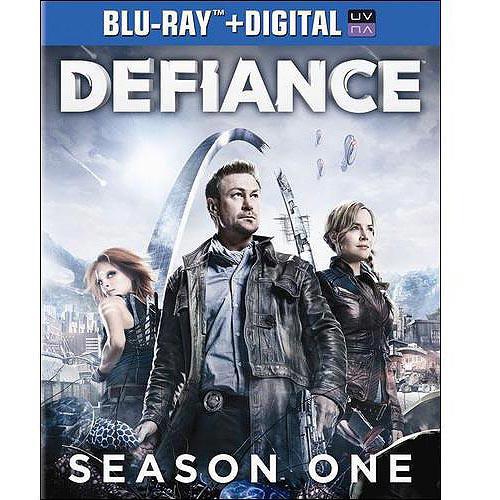 Defiance: Season One (5 Disc) - Box - Blu-ray Disc