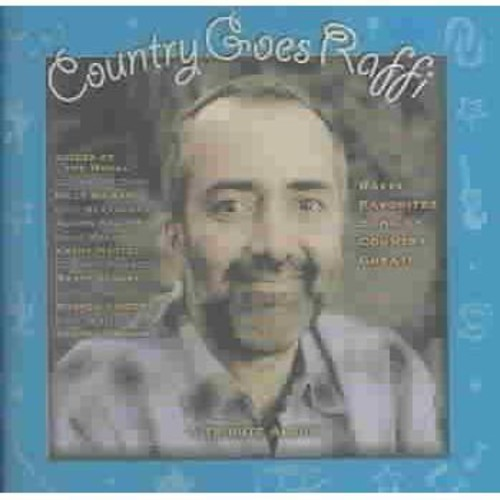 Country Goes Raffi CD (2001)