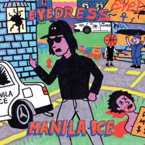 Eyedress - Manila Ice [Explicit Content] [Audio CD]