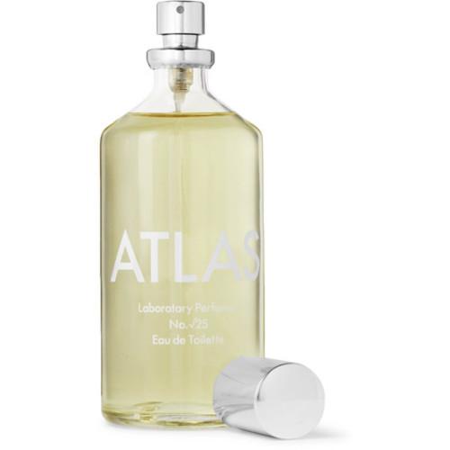 Laboratory Perfumes - No. 25 Atlas Eau de Toilette, 100ml