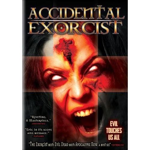 Accidental Exorcist [DVD] [2016]