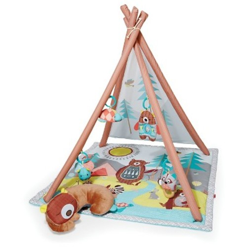 Skip Hop Camping Cubs Activity Gym - Multi-Colored