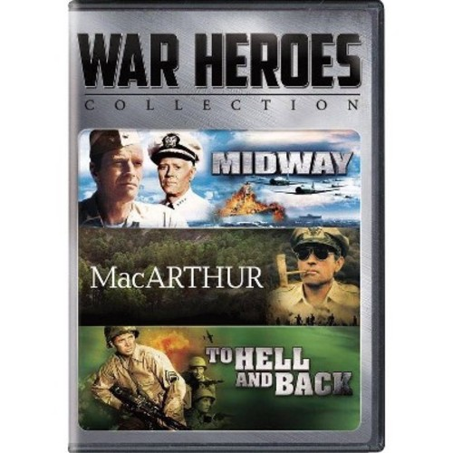 War heroes collection (DVD)