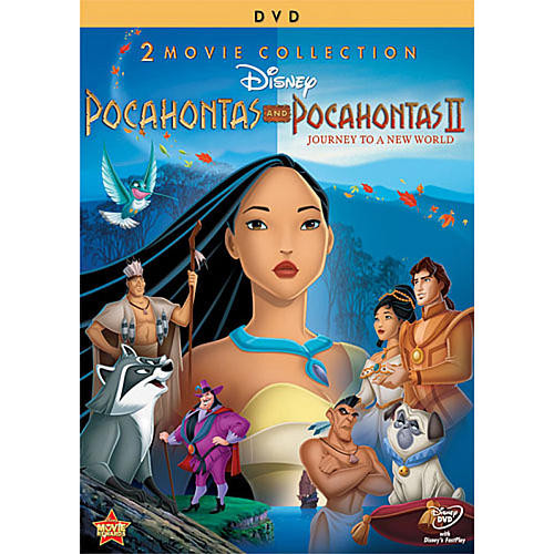 Pocahontas 2-Movie DVD