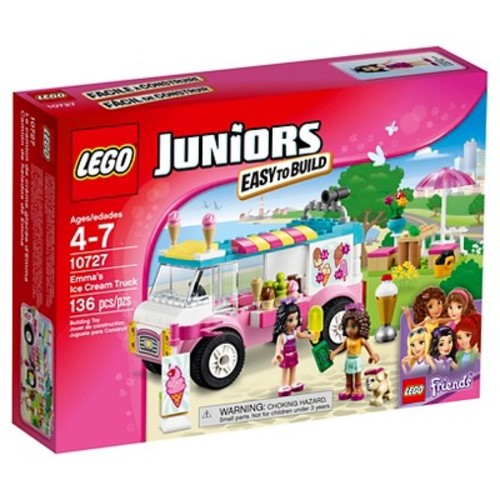 LEGO Juniors Emma's Ice Cream Truck (10727)
