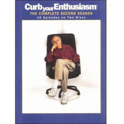 Curb Your Enthusiasm: The Complete Second Season [2 Discs] [DVD]