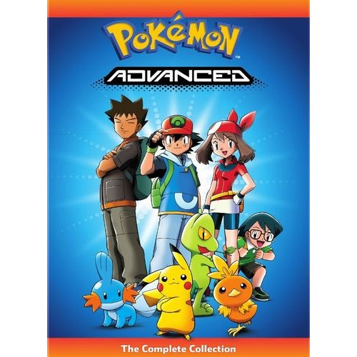 Pokemon Advanced: The Complete Collection [5 Discs] [DVD]