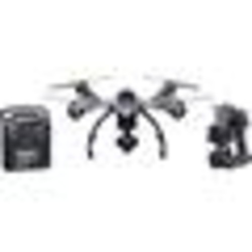 Yuneec Typhoon Q500 4K RTF Quadcopter Bundle Aerial drone with 4K camera, flight controller, and other accessories