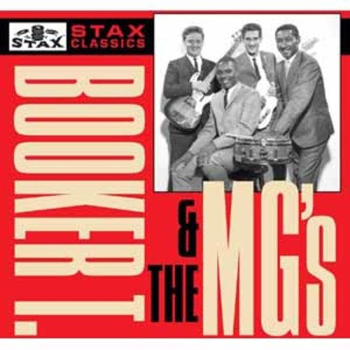 Booker T. & the MG's - Stax Classics [Audio CD]