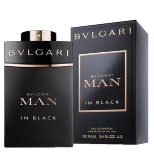 Bvlgari Man in Black 3.4-ounce Men's Eau de Parfum Spray