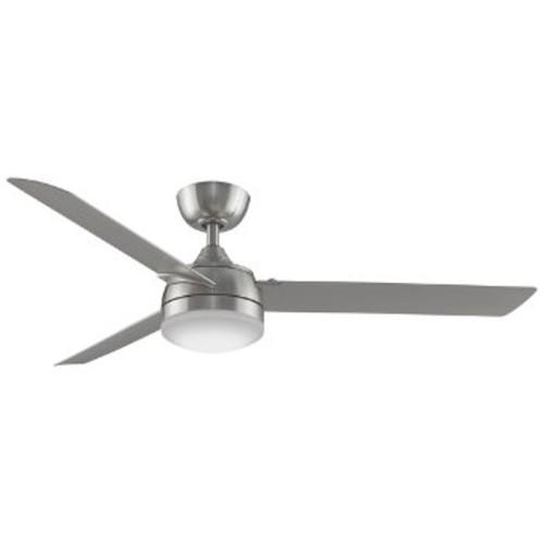 Xeno LED Ceiling Fan [Finish : Brushed Nickel]