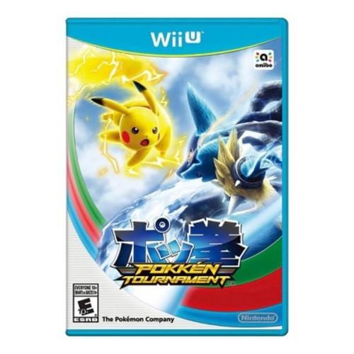Nintendo Pokken Tournament WiiU - Email Delivery