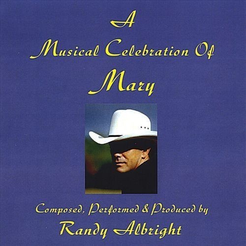 A Musical Celebration of Mary [CD]