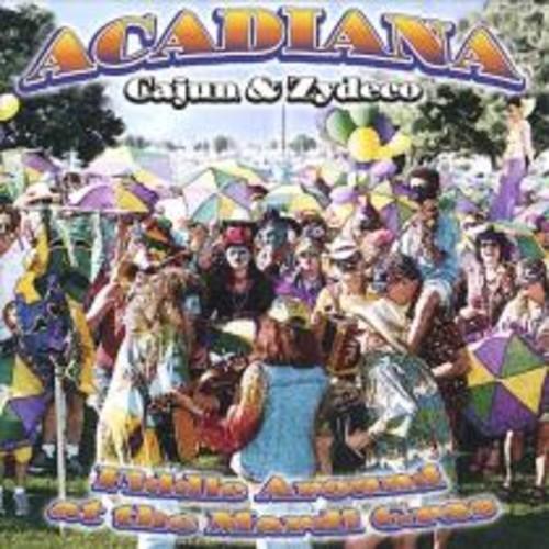 Fiddle Around at the Mardi Gras [CD]