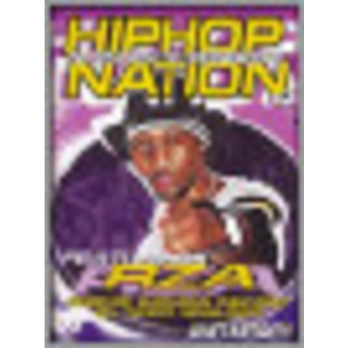 Hip Hop Nation, Vol. 4: Notes From the Underground [DVD]