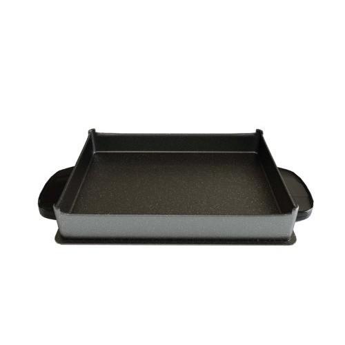 George Foreman Evolve Grill System Bake Dish, GFP84BP [Deep-Dish Bake Pan]
