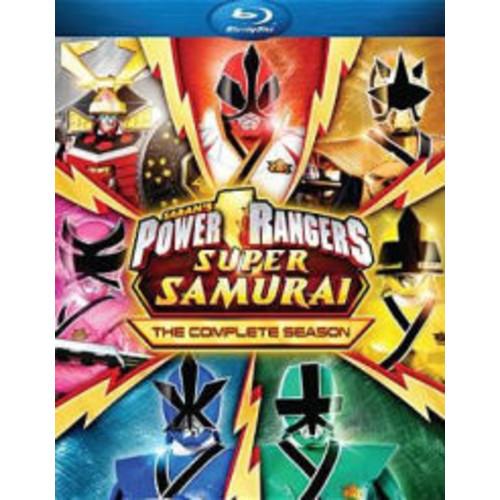 Power Rangers Super Samurai: The Complete Season