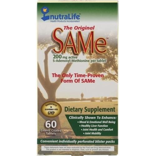 NutralifeSAMe200 SAMe 200 mg - 60 ct