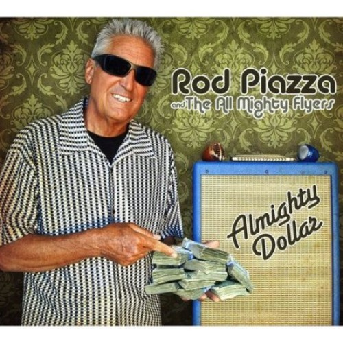 The Almighty Dollar [CD]