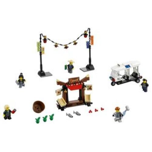 LEGO The Ninjago Movie Ninjago City Chase (70607)
