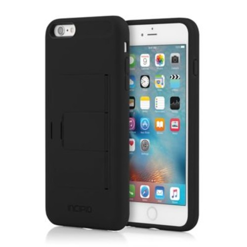 Incipio STOWAWAY Case for iPhone 6 Plus in Black