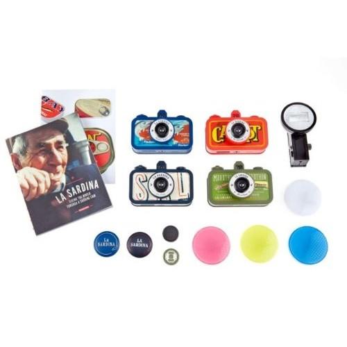 Lomography Point & Shoot Film Camera, Multi (sp800)