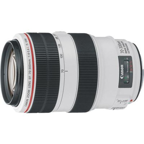 Canon EF 70-300mm f/4-5.6L IS USM L Series Telephoto zoom lens for Canon EOS SLR cameras