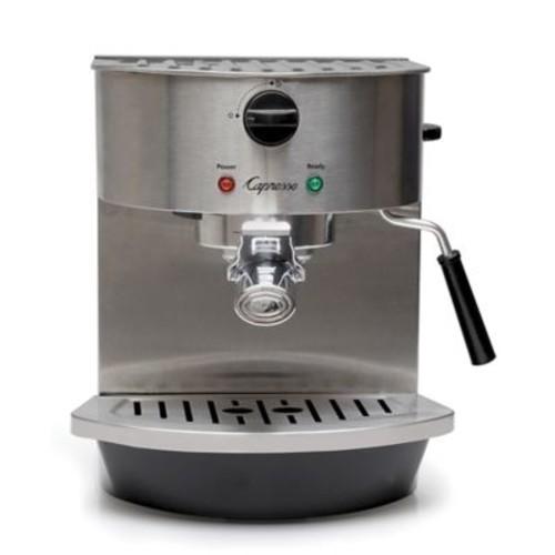 Capresso Stainless Steel Espresso/Cappuccino Maker